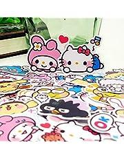 SUNYU Álbum de Dibujos Animados Scrapbook Pegatinas de decoración a Prueba de Agua DIY Regalo Hecho a Mano Scrapbooking Sticker 40Pcs