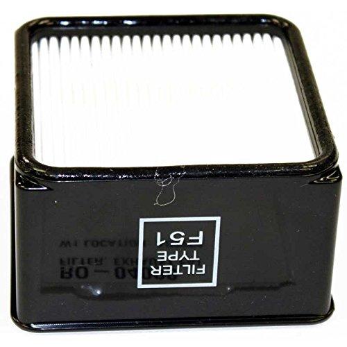 Dirt Devil F51 Exhaust HEPA Filter - 304008002