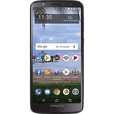 Simple Mobile Motorola Moto G6 4G LTE Prepaid Smartphone