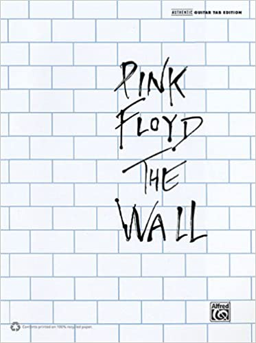 Amazon Pink Floyd The Wall Authentic Guiatr Tab Edition