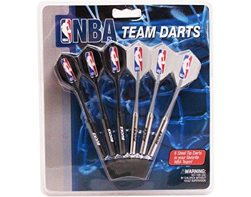 NBA Milwaukee Bucks Darts & Flights by Imperial