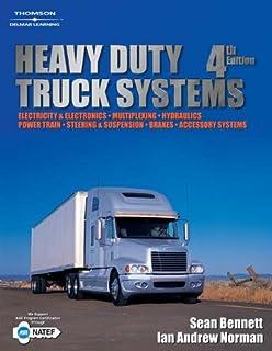 Heavy duty truck systems sean bennett 9781435483828 amazon heavy duty truck systems 4th edition fandeluxe Choice Image