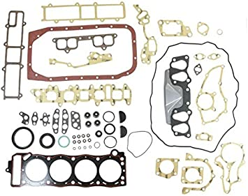 Toyota 22R /& 22RE /& REC 1985-1995 Complete Engine Gasket Set with all Seals