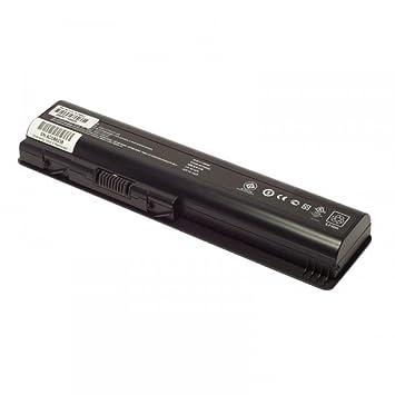 Batería, LiIon, 10.8 V, 4400 mAh, color negro para HP Pavilion DV6 Entertainment Válido en Compaq ...