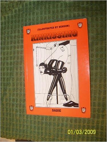 bondage book Benson