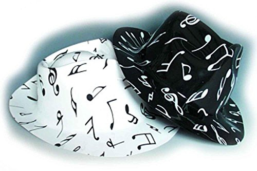 Music Treasures Co. Music Note Hat - Set of 2 -