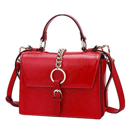 Un Pequeño Inclinado Color Hombro Bolsos Recreativo Dama Simple Y Bxqx7nET