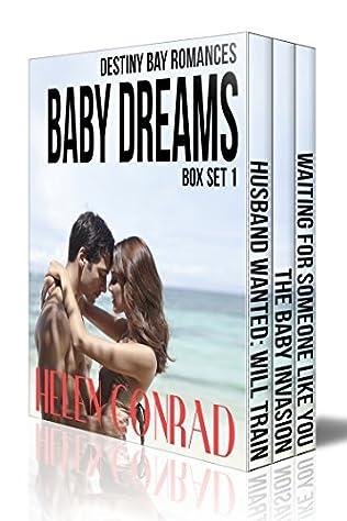 book cover of Destiny Bay Baby Dreams Boxed Set Vol. 1