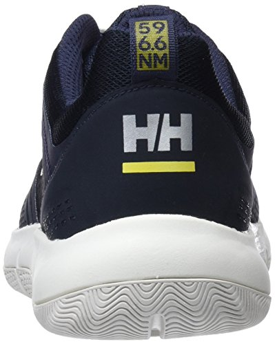 Helly Hansen 11313, Signore Lace Up Brogue 37 Eu Blu (navy / Grafite Blu / Off 597)