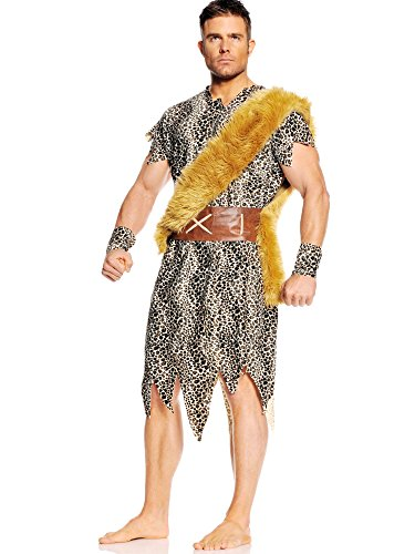 Cave Dweller Costume Standard (Adult Caveman Costumes)