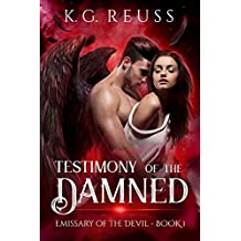 Testimony of the Damned (Emissary of the Devil Book 1)