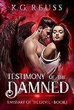 Bargain eBook - Testimony of the Damned