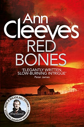 Red Bones Shetland Ann Cleeves ebook product image