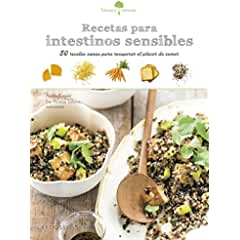 Recetas para intestinos sensibles book jacket