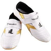 VGEBY Zapatillas de Taekwondo Cómodos Antideslizantes Zapatillas Deportivos