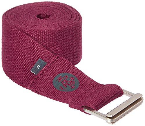 Manduka Align Yoga Mat Strap, Verve, 8 Feet