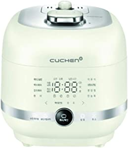 Cuchen Electric IH Pressure Rice Cooker for 6 people CJH-PM0602iP 200V