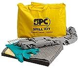 Brady SPC Allwik Universal Economy Portable Spill Kit - 107795