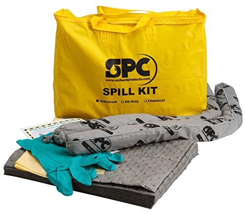 Brady SPC Allwik Universal Economy Portable Spill Kit - 107795 (Chemical Spill Kits)