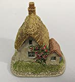 Lilliput Lane The Spinney Cottage 1993 Collectors Club Original Box & COA