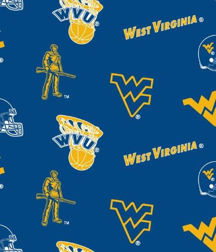 West Virginia University Blue Cotton - Morgantown Stores