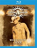 JASON ALDEAN - WIDE OPEN LIVE AND MORE [Blu-ray]