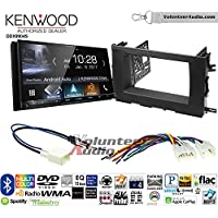 Volunteer Audio Kenwood DDX9904S Double Din Radio Install Kit with Apple CarPlay Android Auto Bluetooth Fits 2014-2015 Toyota Highlander