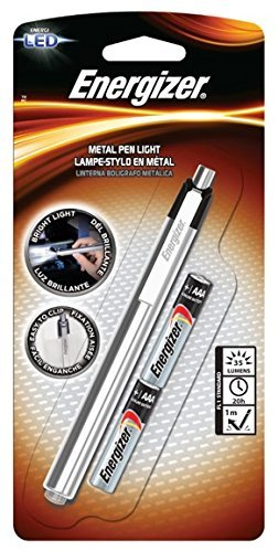 - Eveready EVEPLED23AEH Pen LED Energizer