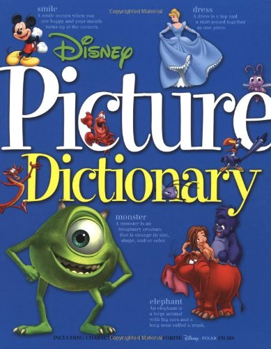 Image for Disney Picture Dictionary