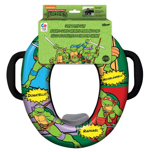 "Teenage Mutant Ninja Turtle ""Comic"" Soft Potty"