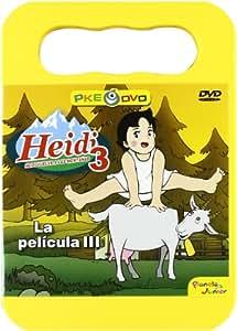 Heidi 3. Vuelve a las montañas [DVD]