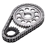Edelbrock 7828 Performer-Link Timing Chain and Gear Set