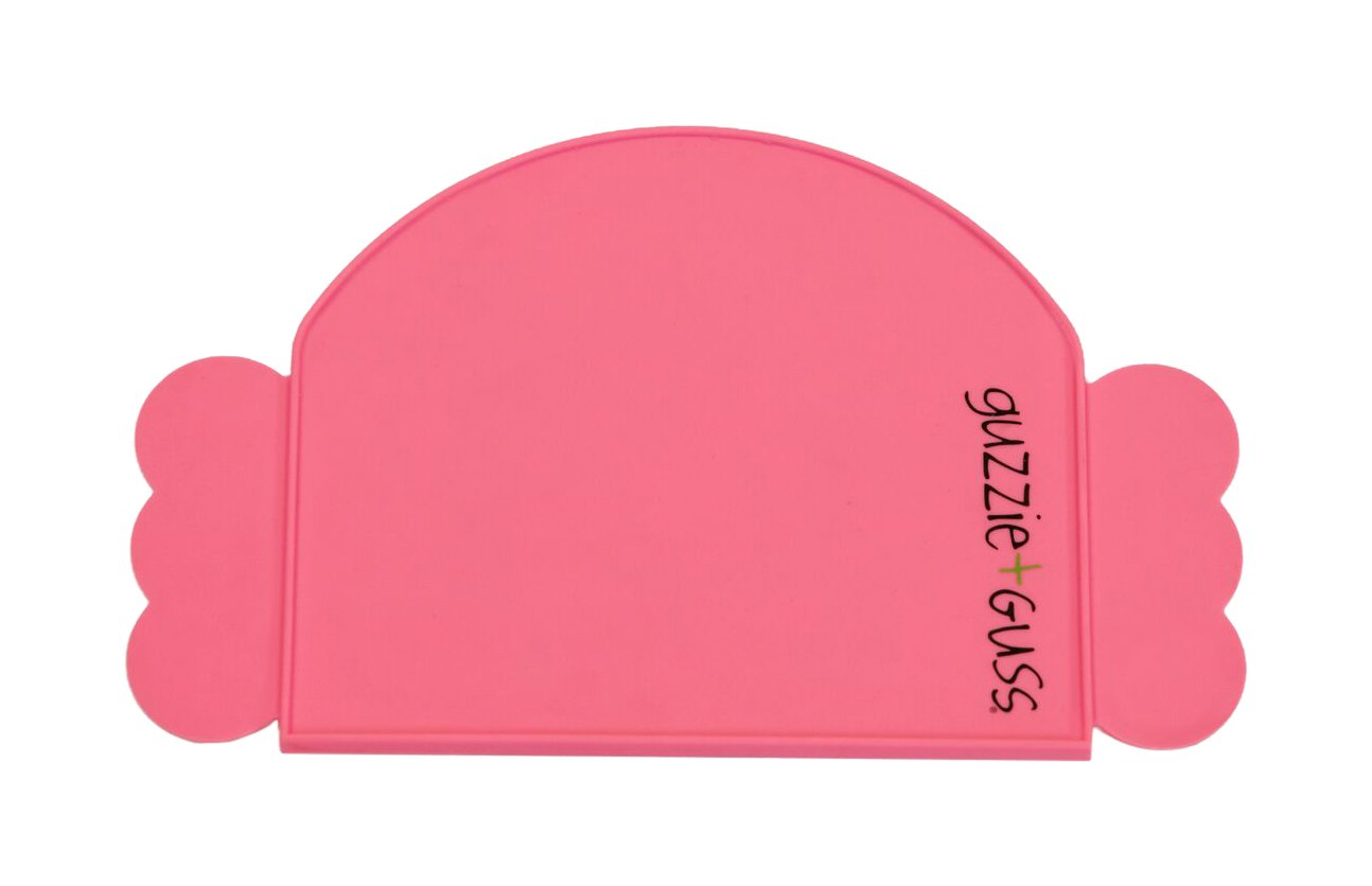 guzzie+Guss Perch Silicone Placemat, Pink GG205PNK