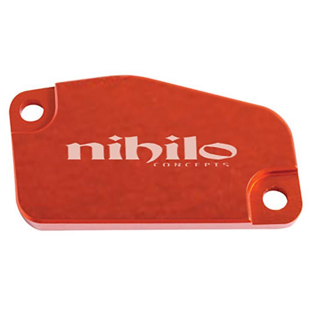 Nihilo Concepts NFCC85-B Blue Front Clutch Cap