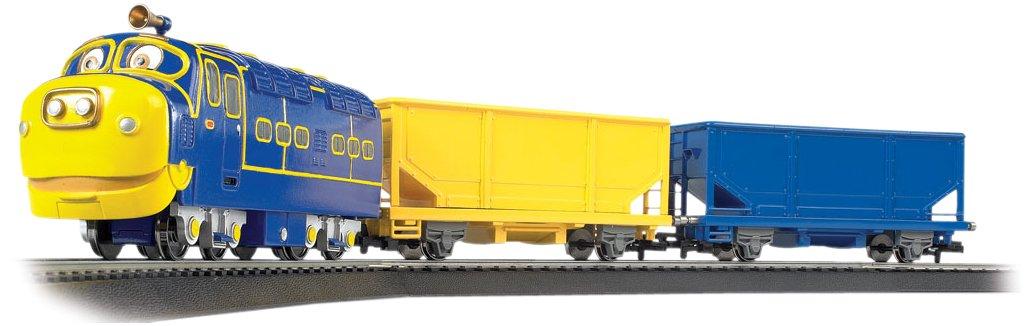 Bachmann Industries Chuggington Ready To Run Electric Train Set Brewster's Cargo Caper