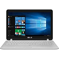 2017 Newest Asus 2-in-1 15.6 Touch-Screen 1920x1080 LED Backlit Display High Performance Laptop, Intel Core i5 2.5 GHz, 12GB RAM, 1TB HDD, WiFi-AC, Bluetooth, HDMI, media reader, Webcam, Windows 10
