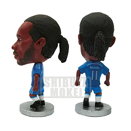[Soccer figure] Didier Drogba [football player doll](ChelseaFC/2014-15/Home) / England Premier League KDT (japan import)