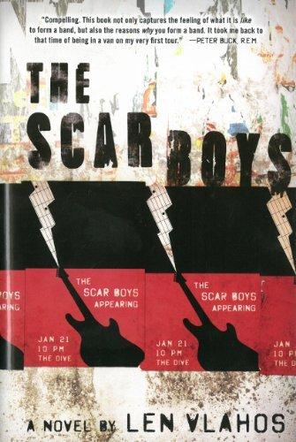The Scar Boys by Len Vlahos (2014-01-21)