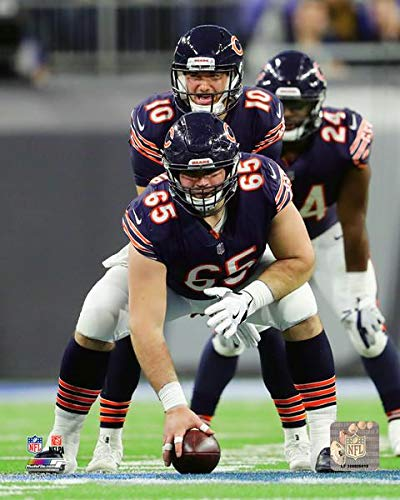 buy online 7a35a 092bb Amazon.com: Cody Whitehair Chicago Bears 2018 Action Photo ...