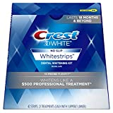 Crest 3D White Whitestrips Supreme Flexfit Teeth Whitening Kit