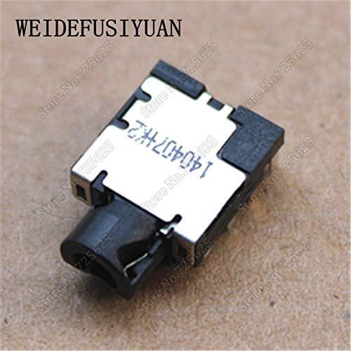Cable Length: Other Computer Cables 3.5mm Audio Port Socket Connector Headphone Jack for Samsung 2570EJ 270E5J 270E4E NP270E4V