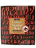 : Letter Stamp Kit-Traditional Typeface