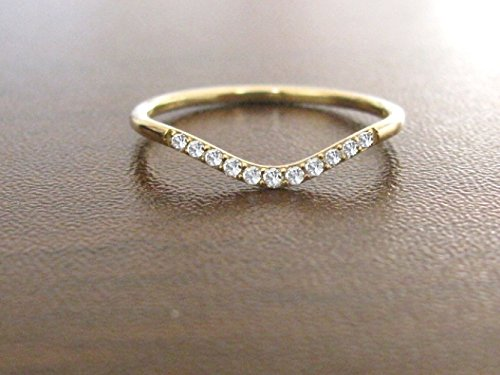 Amazon wedding band yellow gold diamond gold wedding ring