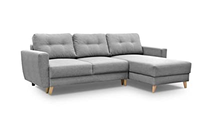 SELSEY BERTRAM - Corner Sofa/Corner Lounge/Sofa Bed with ...