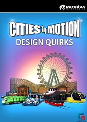 Cities In Motion: Design Quirks (Mac) [Download]