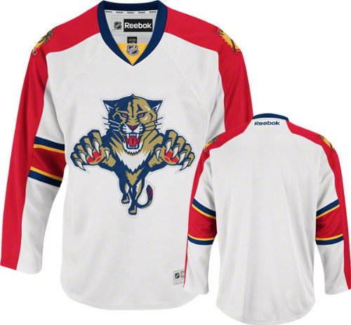 - Florida Panthers White Premier NHL Jersey