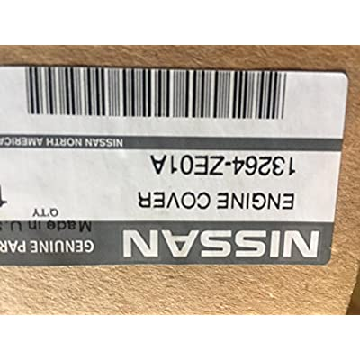 NEW OEM NISSAN VALVE COVER TITAN / ARMADA / QX56 - LEFT SIDE COVER (DRIVERS): Automotive