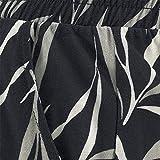 AorizizrH Women's Beach Pants, High Waist Printing