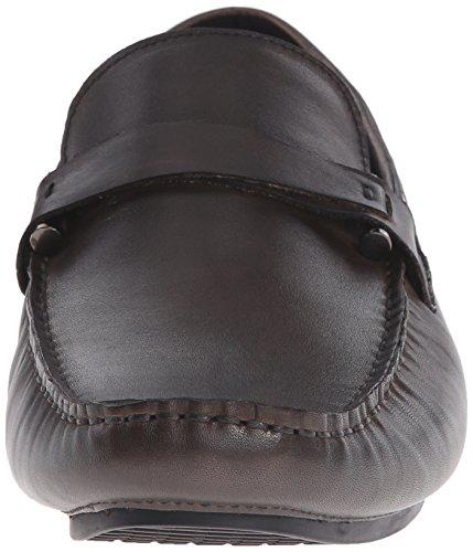 Kenneth Cole Reaction Men's Badge Slip-On Loafer Grey VpghrMWPG
