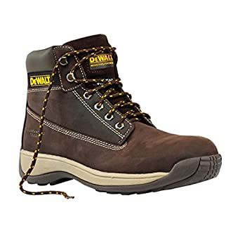 4db5852b3cc Apprentice Brown Nubuck Safety Hiker, Size 10: Amazon.co.uk: Welcome